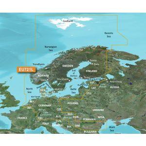 Garmin BlueChart g3 Vision (EU721L) Norra Europa
