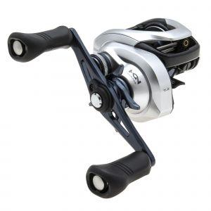Shimano Tranx A 200AHG baitcastrulle högervevad silver/svart