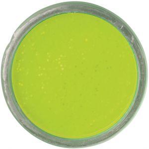 Berkley PowerBait Glitter Trout Bait chartreuse 50 g