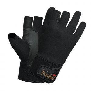 Rapala Titanium neopren-handskar svart