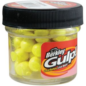 Berkley Gulp! Floating Salmon Eggs yellow 16 g