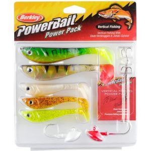 Berkley PowerBait Pro Pack Vertical Fishing 4+5-pack