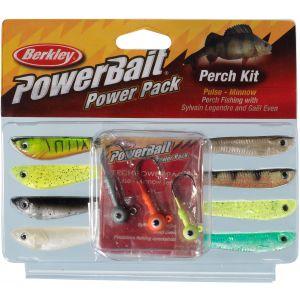 Berkley PowerBait Pro Pack Perch Minnow 3+8-pack