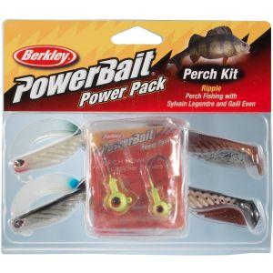 Berkley PowerBait Pro Pack Perch Ripple 2+8-pack