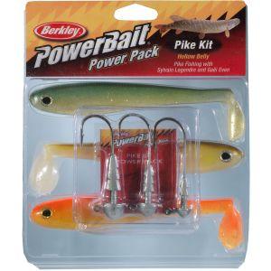 Berkley PowerBait Pro Pack Hollow Belly 3+3-pack