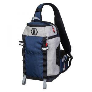 Rapala CountDown Sling Bag [42 x 25 x 13 cm] grå/blå