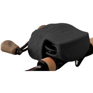 13 Fishing Skull Cap skydd för lågprofilrullar svart