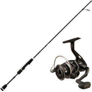 "13 Fishing Creed X 4000/Fate Black haspelset 8'6"" XH 40-130 g"