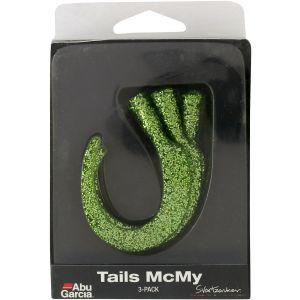 Svartzonker McMy reserv-tail grön papegoja 3-pack
