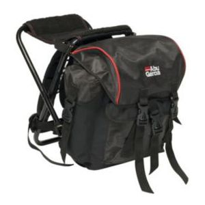 Abu Garcia Junior stolryggsäck 12 l svart