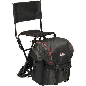 Abu Garcia Standard stolryggsäck med ryggstöd 20 l svart