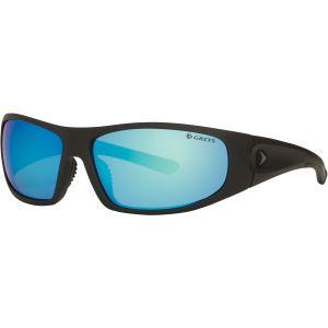 Greys G1 Polaroid solglasögon matt kolfiber/blå
