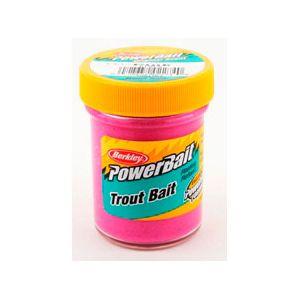 Berkley PowerBait Trout Bait pink 50 g