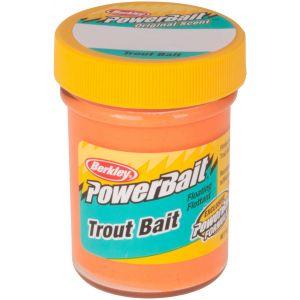 Berkley PowerBait Trout Bait fluo orange 50 g