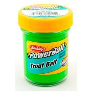 Berkley PowerBait Trout Bait spring green 50 g
