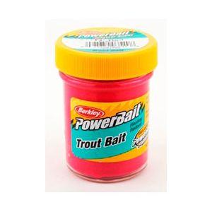 Berkley PowerBait Trout Bait fluo red 50 g