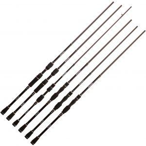 "BFT Perception II Power Jig & Twitch haspelspö 7'3"" 10-30 g"