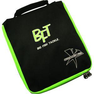 BFT Pred8or Wallet [25 x 5 x 28 cm] svart/grön