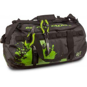 BFT Duffel Bag vattentät 60 l svart/grön