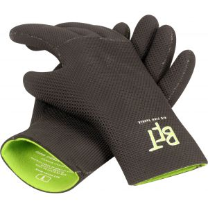 BFT Atlantic handskar svart/grön