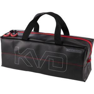 Plano KVD Wormfile Speedbag large [35.5 x 14 x 11.5 cm] svart/röd