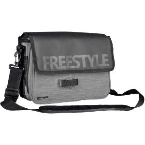 SPRO Freestyle jiggväska [30 x 23 x 10 cm] grå