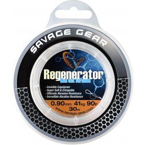 Savage Gear Regenerator Monofilament-tafsmaterial clear
