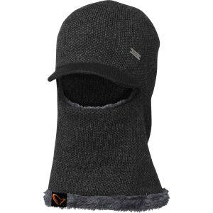 Savage Gear #Savage fleece balaclava mörkgrå/svart one-size