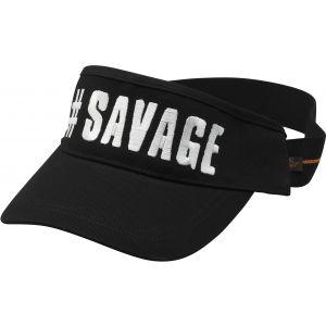 Savage Gear #Savage solskärm svart one-size