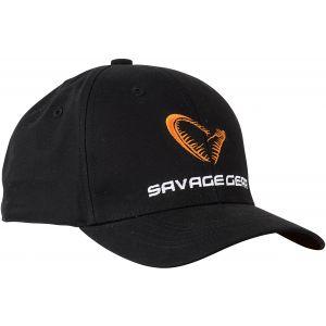 Savage Gear #Savage FlexFit keps svart one-size
