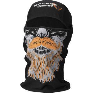 Savage Gear Beard balaclava svart one-size