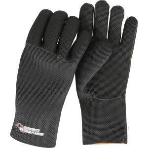 Savage Gear Boat neopren-handskar svart