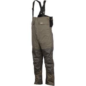 Scierra Kenai Pro fiskebyxor med hängslen khaki