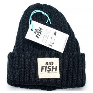 Big Fish 1983 Beanie svart one-size
