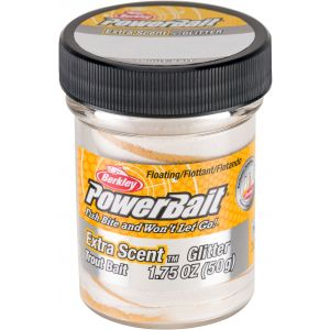 Berkley PowerBait Glitter Trout Bait gold vein 50 g