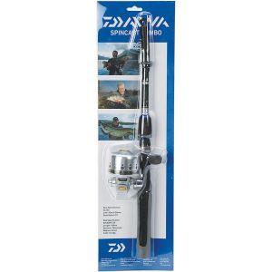 Daiwa Silvercast Tele inkapslat nybörjarset 180 cm 10-30 g