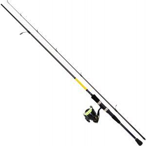 Daiwa Crossfire haspelset 244 cm 10-40 g