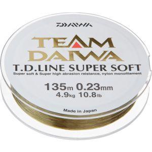Daiwa Team Daiwa Super Soft nylonlina klar