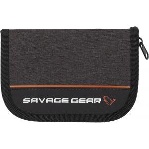 Savage Gear Zipper Wallet 1 betesväska [17 x 11 cm] svart 1-pack