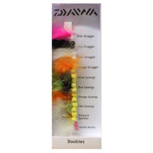 Daiwa Boobies flugor 10-pack