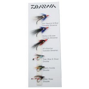 Daiwa Sea Trout flugor 6-pack