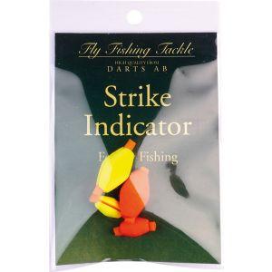 Darts Strike Indicator till flugfiske 4-pack