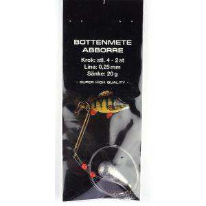 Darts Bottenmete Abborre 1-pack