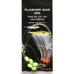 Darts Flasher Bar Rig 1-pack
