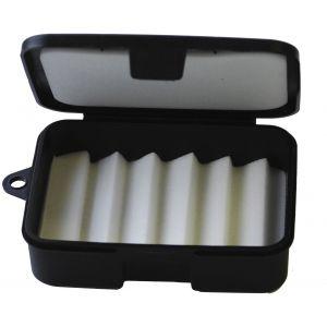 Wiggler flugask [10.5 x 7.5 cm] svart