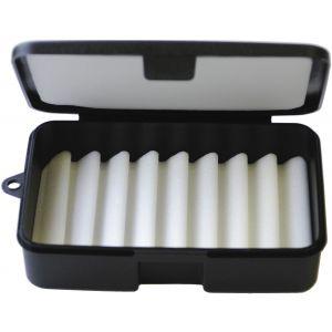 Wiggler flugask [14.6 x 9.6 cm] svart