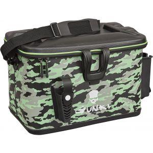 Gunki Safe Edge 40 hård vattentät väska [40 x 26 x 26 cm] camo