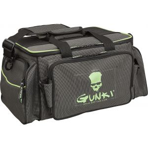 Gunki Iron-T Up-Pike Pro betesväska [36 x 30 x 25 cm] svart/grön