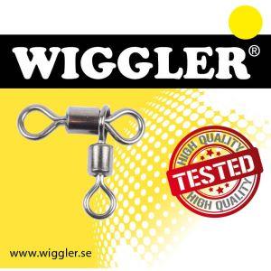 Wiggler Cross Line trevägslekande svart
