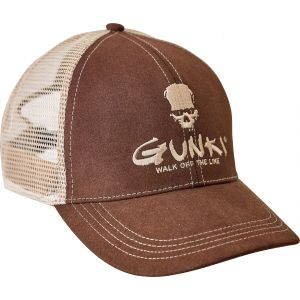 Gunki Trucker keps brun one-size